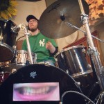 Chris Walker — Drums